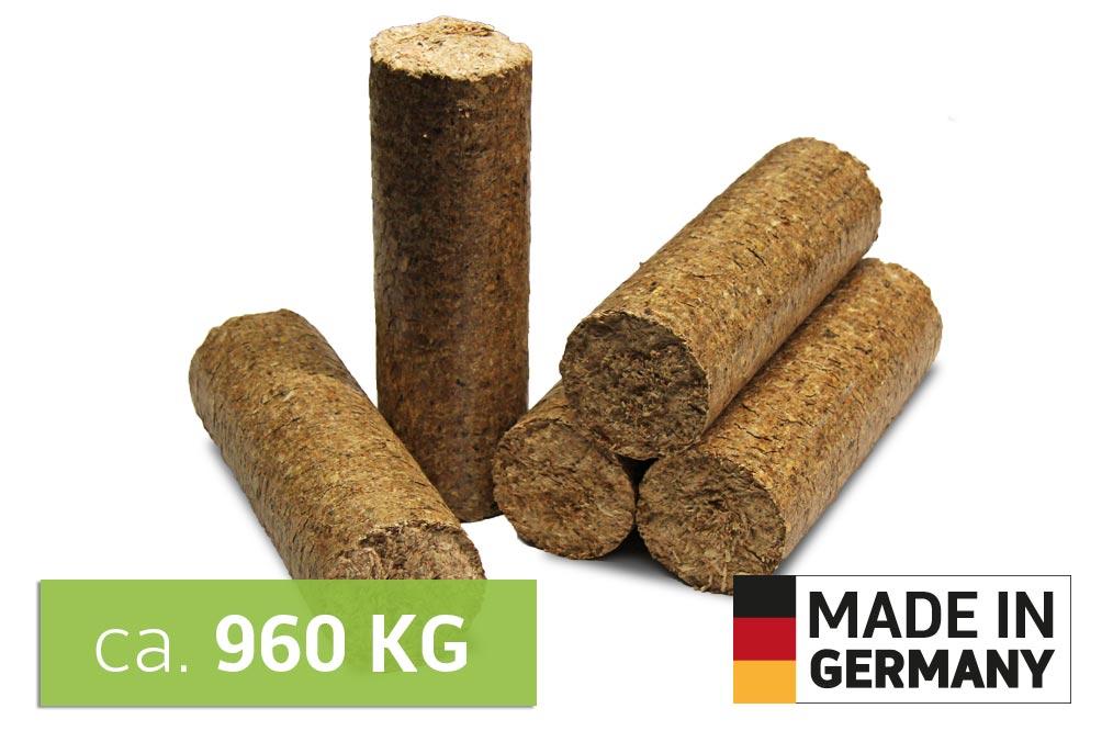 briketts kaufen - Mischholz ohne loch Retax eco